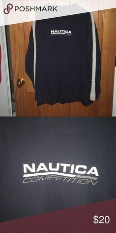 6645338c0c6a3 Nautica T-shirt vintage nautica competition Vintage nautica competition no  tags looks to be a