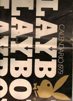Vintage-PLAYBOY  79 EROTICA EROTIC NUDE SEXY CALENDARIO $$ Raro AFFARE $$$