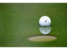 Water --- A golf ball lays on a water logged green during the Pro-Am at The KLM Open Golf at The Hillversumsche Golf Club on September 7, 2011 in Hilversum, Netherlands (Photo by Stuart Franklin/Getty Images)