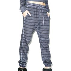Somedays Lovin Old Soul Sweatpants ($78) ❤ liked on Polyvore featuring activewear, activewear pants, elastic cuff sweatpants, jogger sweatpants, somedays lovin, sweat pants and slouchy sweatpants