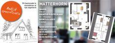 SelektHuis - Matterhorn in historiserende bouwstijl Desktop Screenshot, Floor Plans, Inspireren, Modern, Trendy Tree, Floor Plan Drawing, House Floor Plans