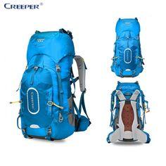 Outdoor Hiking Backpack Camping Bag Waterproof Tactical Trekking  Mountaineering Backpack Sports Bag rucksack sac a dos 7557916c0ccde