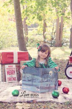 Outdoor Holiday Mini Session