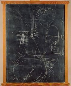 Joseph Beuys  The Blackboards,  Dublin