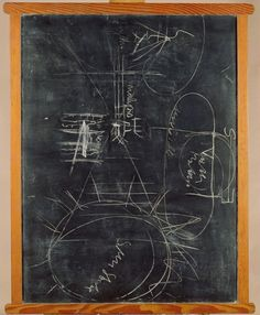 Joseph Beuys  The Blackboards,  Dublin