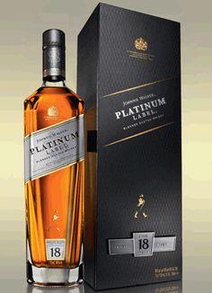 Johnnie Walker Platinum - a new label