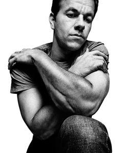 Mark Wahlberg by Platon