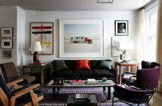 2017 Kips Bay Decorator Show House Living Room by Robert Stilin
