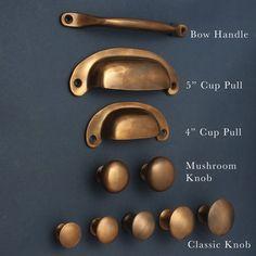 En fonte antique tasse décorative traction armoire tiroir de cuisine poignées de portes pull