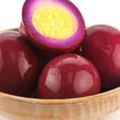 My Mother introduced this recipe to me when I was little. Every Holiday Easter, Thanksgiving & Christmas that came my Mother would make these eggs. If you love RED BEETS you will LOVE THIS!