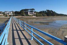 In der Region Bretagne befindet sich die Halbinsel von Kermorvan an der Pointe du Finistère: Von hier aus können Sie ein herrliches Panorama auf die Inseln von Béniguet, Molène und Ouessant bewundern. Geniessen Sie Spaziergänge auf der Halbinsel zur kleinen Bucht von Blancs-Sablons und ihrem Sandstrand. Die Kunst des Reisens mit Bontourism®.