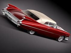 Cadillac Eldorado. I want this one!!!