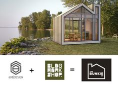 If It's Hip, It's Here: Modern Playhouse for Grown-Ups