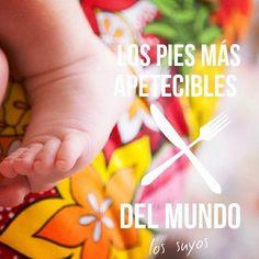 #ñamñam #mibebé #amor