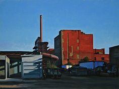 Stephen Magsig, Detroit Landscape