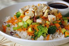 Our Version of Rumbi Rice Bowls with Rumbi Rice - Favorite Family Recipes