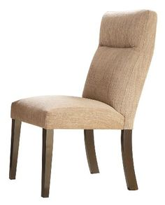 Homelegance 5448S Accent/Dining Chair, Beige Chenille, Set of 2