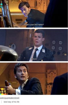 And then Alonso screws Captain Jack Harkness, so... life worked out pretty well for him