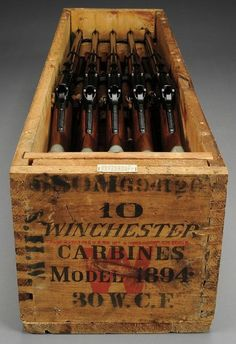 Winchester 1894 Carbines.