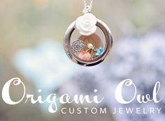 Jewelry Origami Owl Lockets | Origami Owl by Stephanie | Smore