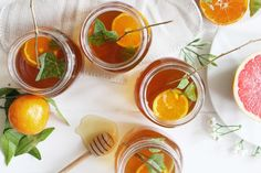 Chai Spiced Hot Toddys – SIMPLY BEAUTIFUL EATING