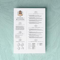 463 Best Creative Resume Design images | Cv template, Creative ...