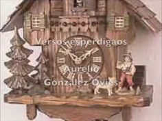 ▶ Aquel reló de cuco na escalera, de Aurelio González Ovies - YouTube