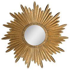Safavieh Decorative Wall Mirror - Gold