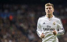 Toni Kroos, Real Madrid, Soccer, Spain, German players