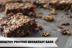 9 Healthy Homemade Energy Bar Recipes - Life by DailyBurn Kamut Dark Chocolate Energy Bars Nutritious Snacks, Healthy Eating Recipes, Healthy Foods To Eat, Healthy Snacks, Smart Snacks, Alkaline Recipes, Healthy Menu, Healthy Appetizers, Easy Snacks