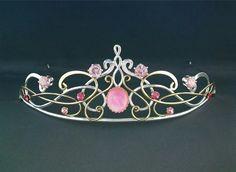 Cinderella tiara- inspiration for small tiara tattoo.
