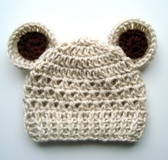 gonna try to knit a hat like this!!