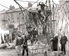Adventure Playground London 1954
