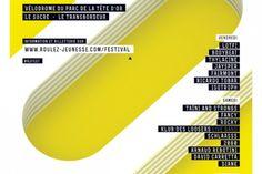 Roulez Jeunesse fait son festival ! Créée à l'automne 2013 par une poignée de passionnés de vélo et de culture, l'association Roulez Jeunesse passe le grand plateau et met sur pied un tout nouvel événement, le festival du même nom, dont la 1ère édition aura lieu du Vendredi 6 au Dimanche 8 Juin 2014 à Lyon !  Prenant la forme d'un week-end entier de fête et d'animations autour de la « petite reine », le tout ponctué de concerts pertinents, le festival se composera de 2 programmes distincts.