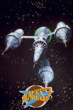Blake's 7 - a wonderful series. Great characters, cracking dialogue and the best spaceship EVER!