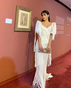 Love wearing modern versions of the Filipiniana as interpreted by ♥️ Filipiniana, Diy Wedding, Weddings, Lace, Modern, How To Wear, Tops, Dresses, Fashion