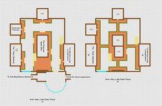Minecraft house blueprints 09 minecraft blueprints pinterest modern houses minecraft blueprints google search malvernweather Gallery