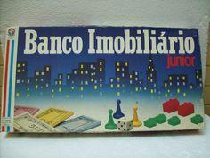 Brinquedo Antigo Estrela Banco Imobiliario Junior Ano 80 - R$ 67,00 no MercadoLivre