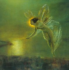 Spirit of the Night by John Atkinson Grimshaw