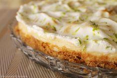 Torta de Limão Irresistível   Blog Figos & Funghis