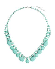 Mint Jewel Necklace - JewelMint