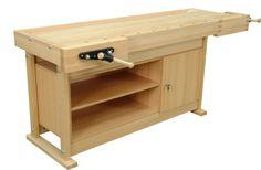 ook werkbank zelf maken? Maar een echte timmermans- of meubelmakers werkbank moet wel aan een aantal eisen voldoen: