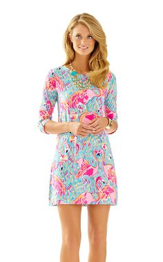 Linden A-Line T-Shirt Dress - Lilly Pulitzer