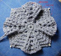 Crochet Patterns Tunisian Crochet Patterns, Free Crochet Bag, Modern Crochet Patterns, Crochet Cardigan Pattern, Filet Crochet, Knitting Patterns, Crochet Bags, Crochet Hat For Beginners, Projects