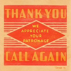 Thank You Call Again by Keith Tatum
