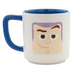 Disney Pixar Toy Story Buzz Lightyear 12 oz Ceramic Coffee Mug ** Don't get left behind, see this great product : Coffee Mugs