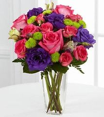 Romantic Melodies Bouquet ... $64