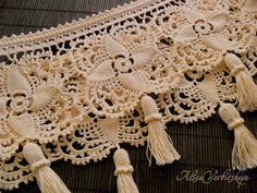 Crochet pattern,Border, Instant Download,Pattern, Circuit crochet (scheme…