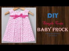 Fashion Jewelry For Toddlers Baby Frock Pattern, Frock Patterns, Baby Girl Dress Patterns, Baby Girl Frocks, Frocks For Girls, Baby Frocks Designs, Kids Frocks Design, Cotton Frocks For Kids, Sewing Baby Clothes