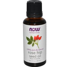 Rosehip seed oil contains Vitamin A, which helps to delay the effects of skin aging, assists with cell regeneration,& promotes collagen  elastin levels.This results in firmer, smoother, and more youthful skin with greater elasticity.  Rosehip seed oil also contains a high amount of essential fatty acids and Vit. E, which promotes healthy skin.       -Stretch marks      -UV damage       -Scars from surgery, burns, acne     - Psoriasis     - Wrinkles      -Hyper-pigmentation      -Sunburn